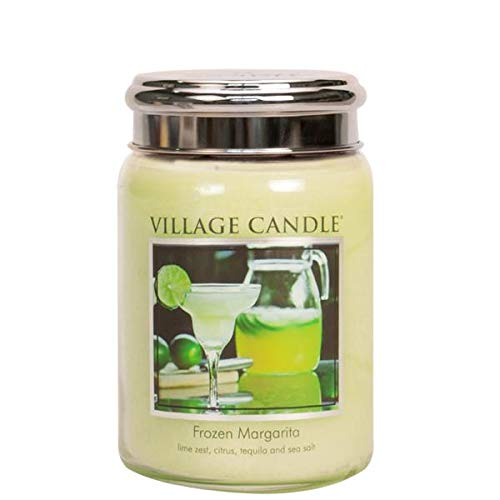 Village Candle - Duftkerze - Kerze - Tradition - Frozen Margarita - 626g