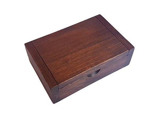 Trust- Wooden Box Keepsake Jewelry Trinket Box Storage Organizer Trinket Storage Keepsake Jewelry
