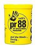 rath's pr88 - Hautschutzcreme - erleichtert die Hautreinigung bei öligen, fettigen und stark haftenden Verschmutzungen