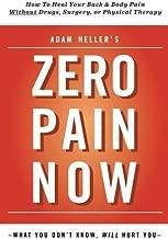 Adam Heller's Zero Pain Now