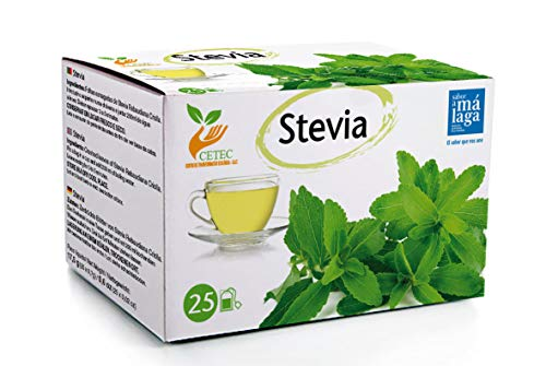 Cajitas de Infusiones Stevia