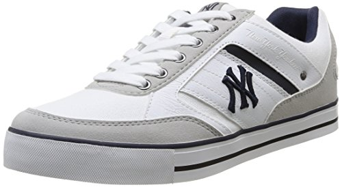 MLBVadim Low - Sneaker Uomo, Bianco (Bianco (White)), 40