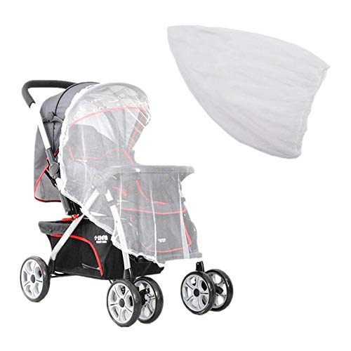 Muranba 2019 ! Summer Safe Baby Carriage Insect Full Cover Mosquito Net Baby Stroller Bed Netti Black