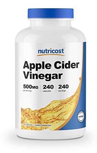 Apple Cider Vinegar Pills for Bacterial Infection