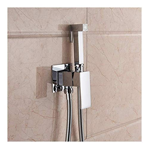 Why Choose Bidet Faucet Bathroom Shower Faucet Toilet Flusher Bathroom Cleaning Flushing Bidet Boost...
