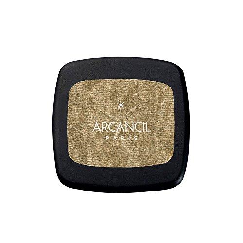 Arcancil 1155T872 Color Artist 872 Lidschatten, Chrom, Khaki