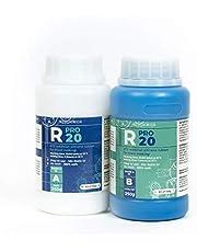 R PRO 20 Silicone vloeibaar -Vloeibare siliconen, Vloeibare siliconen, Afvormmassa, and siliconen rubber (middelhard) 1:1