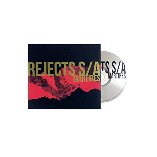 """Rejects S/A """"Mártires"""" CD Digipack"""