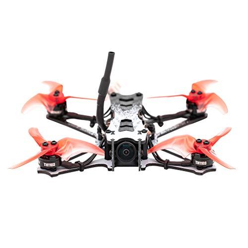 EMAX Tinyhawk 2 Freestyle BNF 2,5 Zoll 2s 200 MW RunCam Nano2 FPV Renndrohne Superleichtes Carbon Modellmodellflugzeug mit 1080p HD Kamera