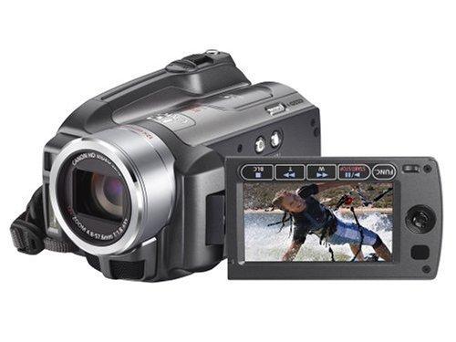 Canon VIXIA HG20 - Digitale Videokameras (CMOS, 3,31 MP, 25.4/3.2 mm (1/3.2