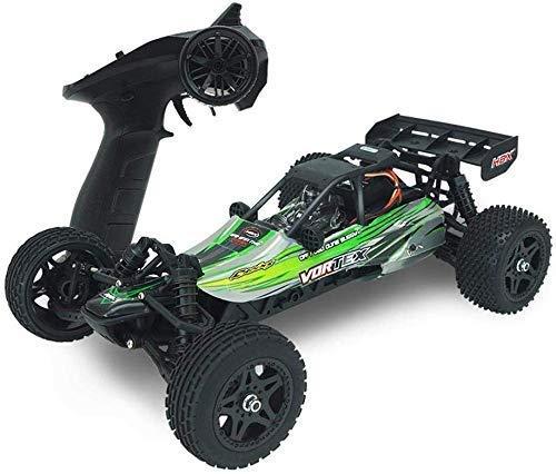 TYZXR Hochgeschwindigkeitsauto mit Fernbedienung, Modellauto mit Zweiradantrieb, ferngesteuertes Auto mit Heckantrieb, ferngesteuertes Geländewagen, Übersetzungsverhältnis 1:12