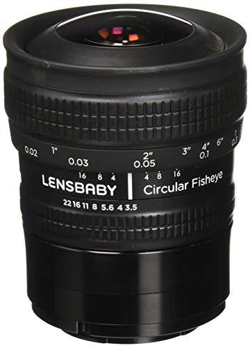 Lensbaby LB-CFEX Objetivo Ojo de pez para Sony NEX cámara