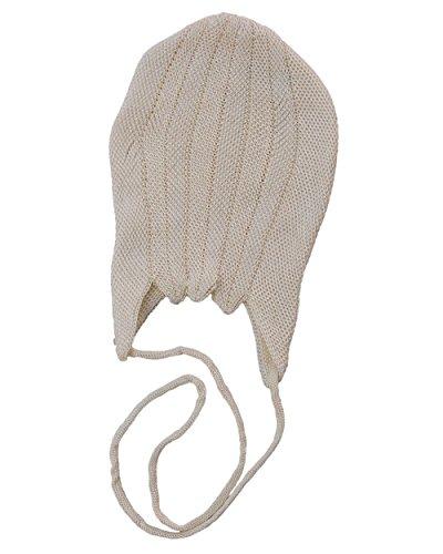Engel Naturtextilien - Bio /Öko Baby Mütze Teufelsmützchen 745540 Gr. 1 (bis 6 Monate)
