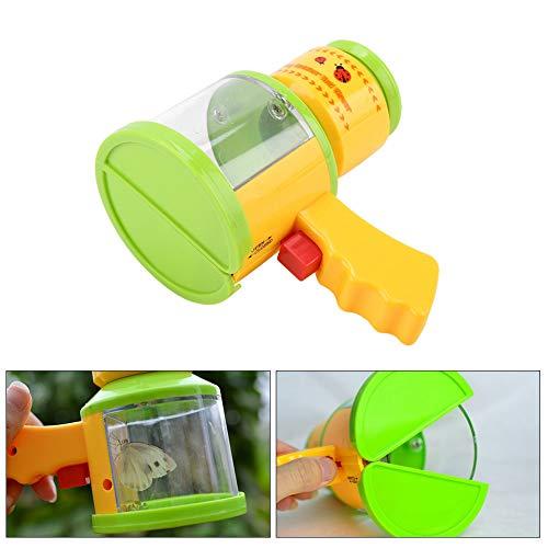 Suchinm Bug Box Toy, Kinder Vorschule Toy Outdoor Insektenbeobachtung Bug Catcher Viewer Lupe Exploration Spielzeug für Kinder Kinder Camping Wandern Abenteuer