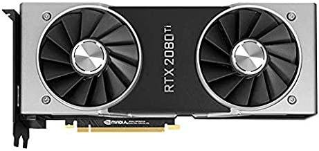 NVIDIA GEFORCE RTX 2080 Ti Founders Edition (Renewed)