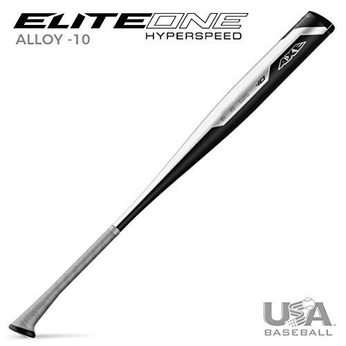 Axe Bat 2019 Elite One Hyperspeed L139G-HS USA Baseball Bat (-10) 2 1/2'