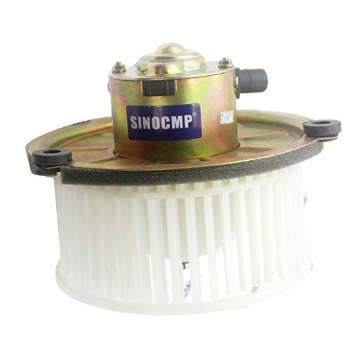 Sinocmp Escavatore 24V soffiatore a motore per Escavatore Hitachi EX200–5parti