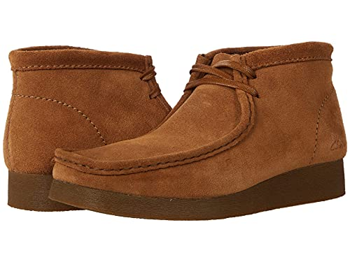Clarks Wallabee Boot 2 Brown Suede 9.5 D (M)