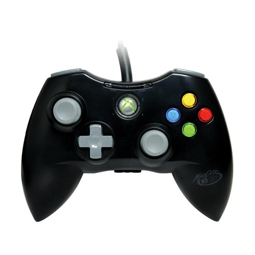 Mad Catz Control Pad Pro for Xbox 360 (Colors May Vary)