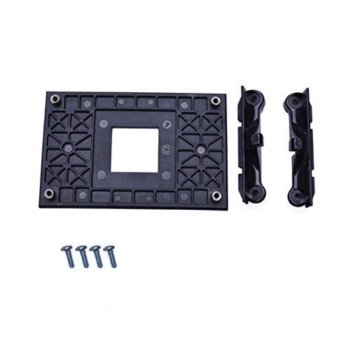 POHOVE AM4 CPU dissipatore di calore, AMD D CPU Cool Fan Dissipatore Base Dock Base, Presa di ritenzione staffa di montaggio per Hook-Tipo raffreddato ad aria o parzialmente raffreddato ad acqua