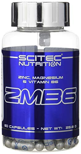 Scitec Nutrition ZMB6 60 caps.