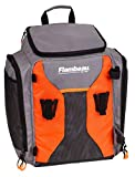 Flambeau Outdoors R50BP Ritual Backpack, orange/grey
