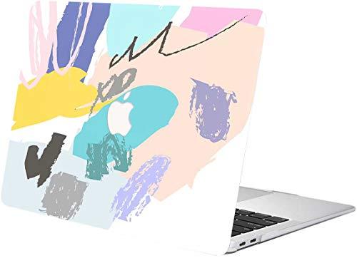 """ACJYX MacBook Pro 15 Pouces Coque 2015 2014 2013 2012 Version A1398 Coque De Protection en Plastique Motif Ordinateur Portable Coque Rigide pour MacBook Pro 15"""" avec Ecran Retina, Peinture Couleur"""