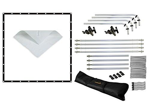 SUNBOUNCE Starter-Kit Sun-Scrim 8X8 Diffuser Kamera Zubehör