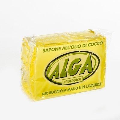 Puro Sapone Detersivo 100% Ecologico e Biodegradabile per bucato a mano e in lavatrice