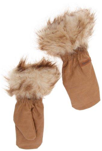 Bench Damen Handschuhe Leta beige