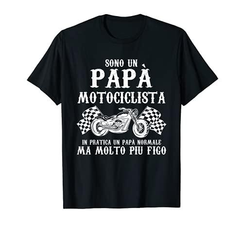 magliette uomo harley davidson Uomo Divertente Idea Regalo Motociclistica Per Papà Motociclista Maglietta