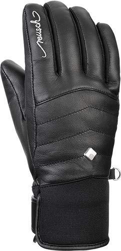 Reusch Damen Thais Handschuh, Black, 8