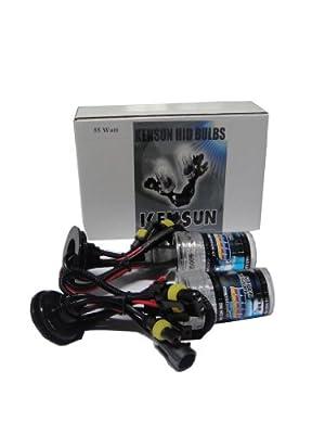 Kensun HID Xenon 55 Watt Replacement Bulbs