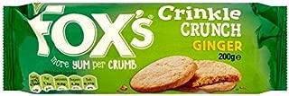 Fox's Ginger Crinkles - 200g