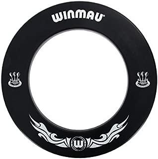 Winmau one-piece Dartboard surround (Black Xtreme)