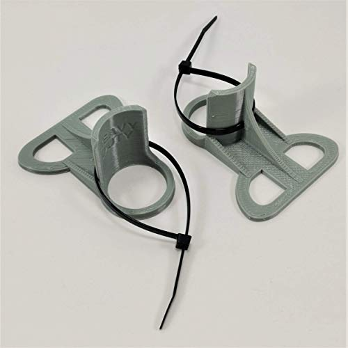 2 x Schwimmbad-Rohrhalter, Anti-Durchstichen, Anti-Reißen, Anti-Strain