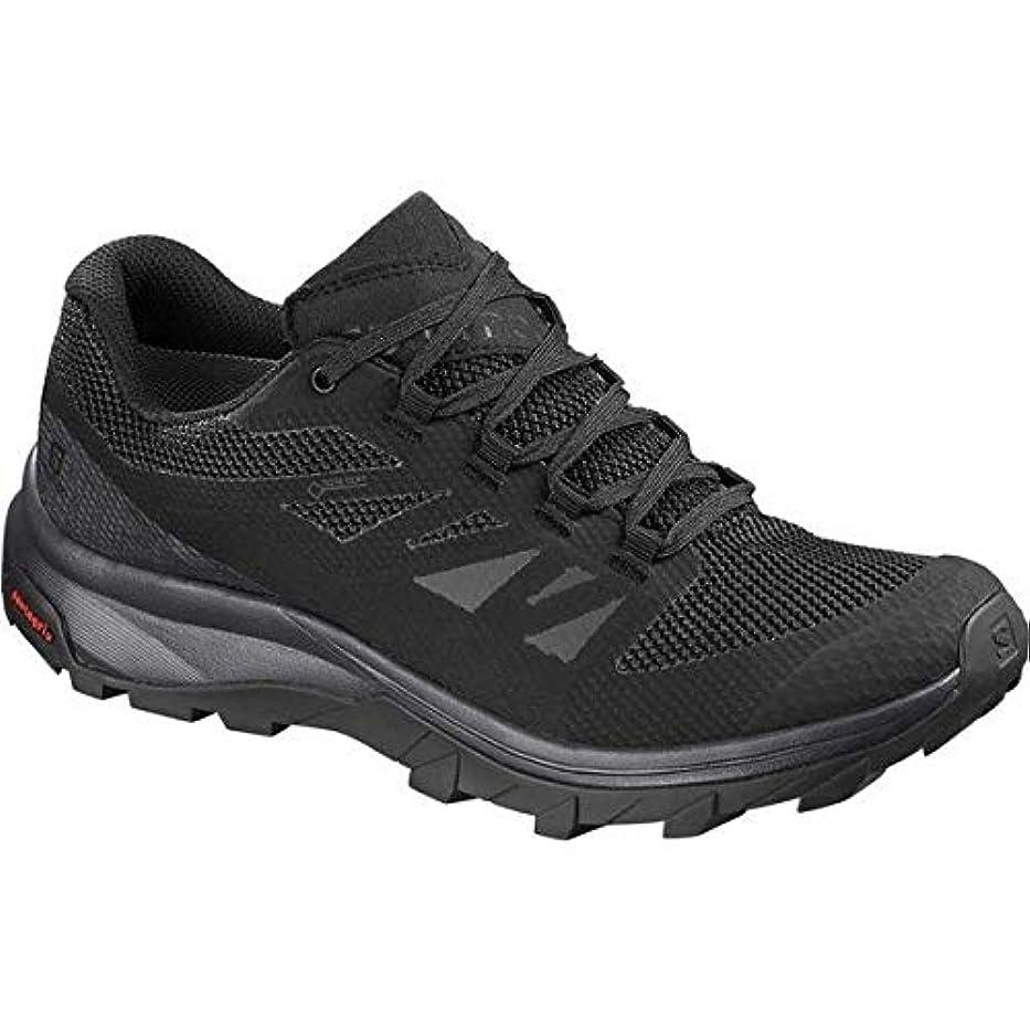 信頼哺乳類恵み[サロモン] レディース スニーカー OUTline GORE TEX Hiking Shoe [並行輸入品]