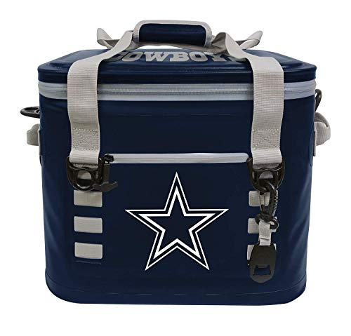 Rawlings NFL 30-Can Extreme Insulated Welded Cooler, Dallas Cowboys, Blue, White