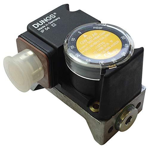 GW50A6 AG-G3-MS9-V0VS3 FA-SE1P   GW50A6AG-G3-MS9-V0VS3 FA-SE1P   231113   DUNGS GW 50 A6 GAS PRESSURE SWITCH RANGE 5-50 MBAR