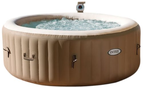 Spa hinchable Intex PureSpa Bubble Therapy 28402ED