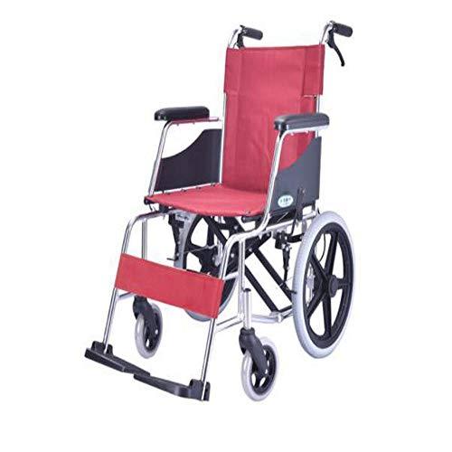 CZPF Rollstuhl-Deck Free Air Pneumatisch Manuell Rollstuhl Titan-Legierung Mit Handbremse