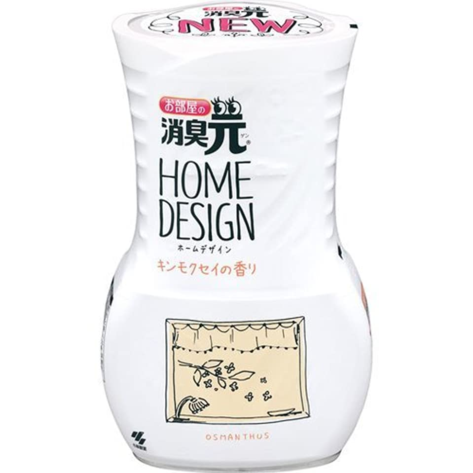 セブン飢え発表お部屋の消臭元 ホームデザイン キンモクセイの香り 400mL
