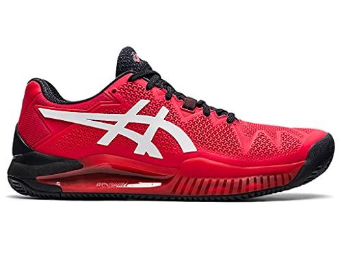 ASICS Men's Gel-Resolution 8 Clay Tennis Shoes,7.5