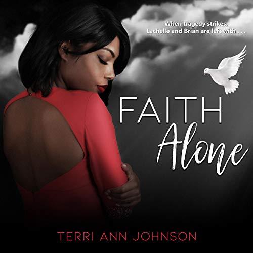 Faith Alone audiobook cover art