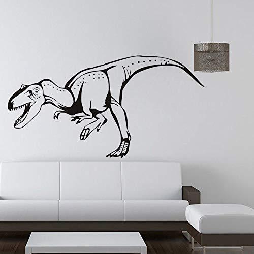 hetingyue wandsticker dinosaurus balong vinyl kunst wandlamp afneembaar