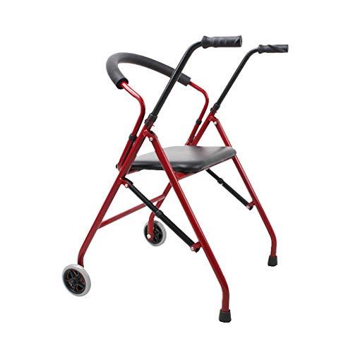 CYYC gehandicapte ouderen bijgestaan wandelaar, anti-val wandelstok peuter kinderwagen onderste ledematen training lopen