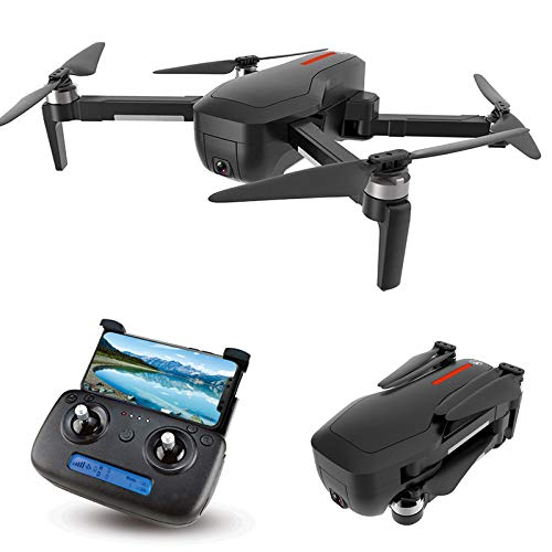 RONSHIN X193 GPS 5G WiFi FPV with 4K Ultra Clear Camera Brushless Selfie Foldable RC Drone Quadcopter RTF VS ZLRC Beast SG906 CSJ-X7