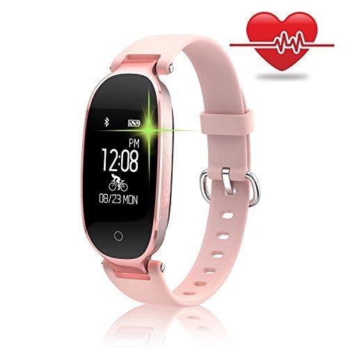 WOWGO Fitness Tracker Women, Smart Watch Bracelet,...