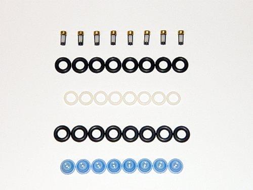 Bosch inyector reconstruir Kit Juntas Pivote filtros V8 EV1