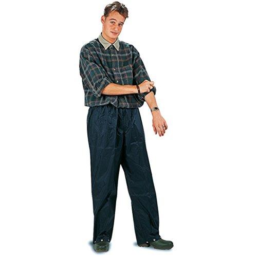 Greenlands Pantalon de Pluie Classic Bleu Taille XL